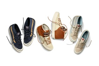 Taka Hayashi x Vault by Vans 2015 Spring TH Priz Hi LX and TH Sk8-Mid LX