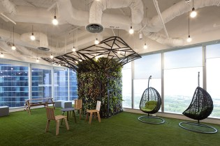 Take a Look Inside Booking.com's Singapore Office by SCA Design