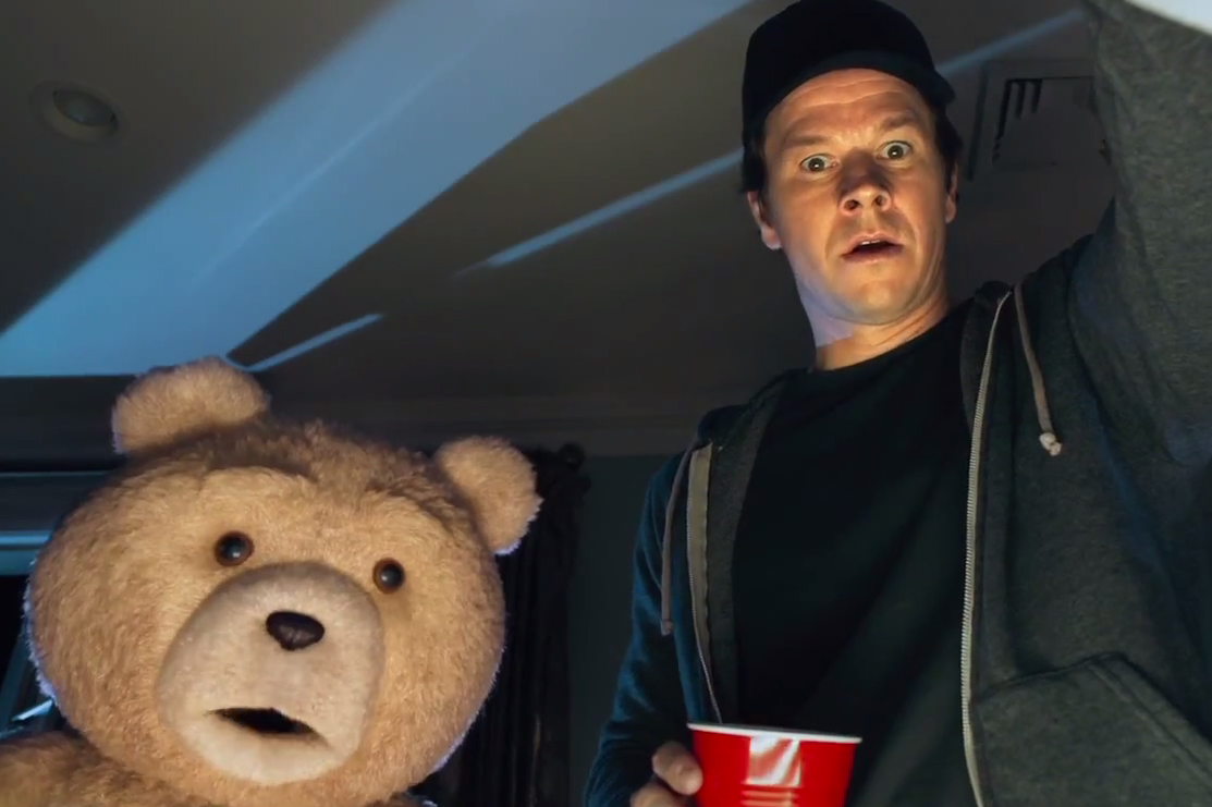 'Ted 2' Official Red Band Trailer Starring Mark Wahlberg