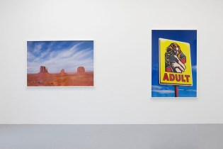 "Terry Richardson ""The Sacred and The Profane"" @ Galerie Perrotin Recap"
