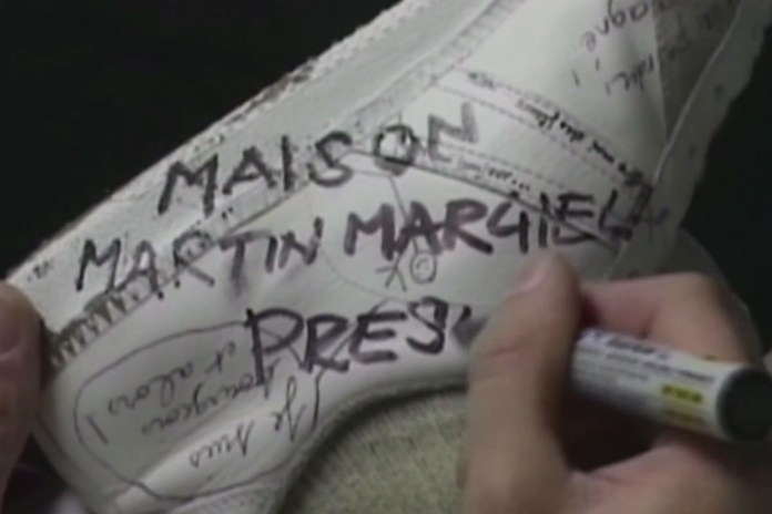 """The Artist Is Absent: A Short Film On Martin Margiela"""