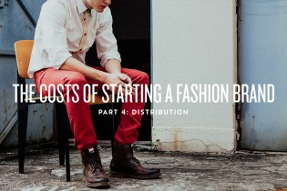 The Costs of Starting a Fashion Brand: Distribution