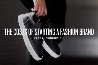 The Costs of Starting a Fashion Brand: Production