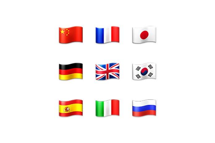 The Most Popular Emojis Around the World