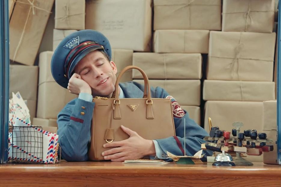 """The Postman Dreams"" Short Films by Prada"