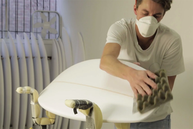 The Process Behind Surfboards With Union Surfboard's Chris Williams