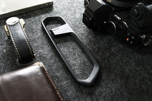 The TACTICA One, a Sleek and Precise Bottle Opener