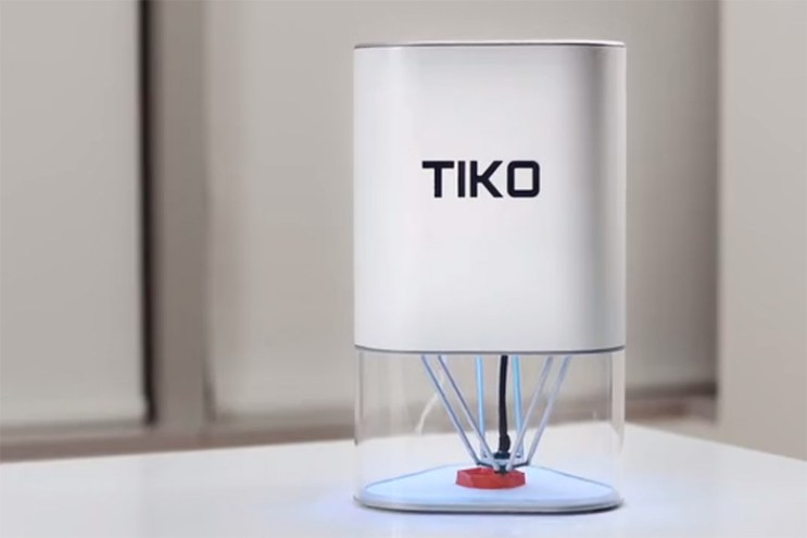 The Tiko Unibody 3D Printer Could Be the Sleekest One Yet