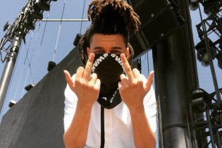 The Weeknd Took Over Alexander Wang's Instagram at Coachella