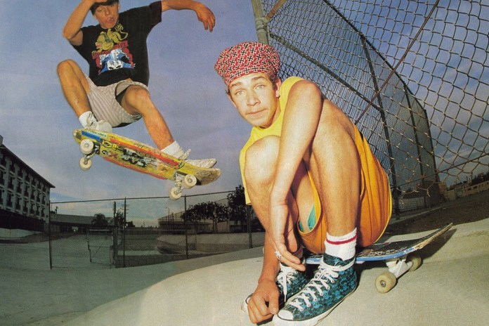 Thrasher Presents Iconic Clips of Mark Gonzales Skateboarding in the '90s