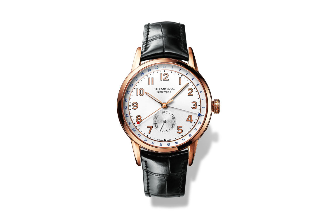 Tiffany Unveils CT60 Watch Collection