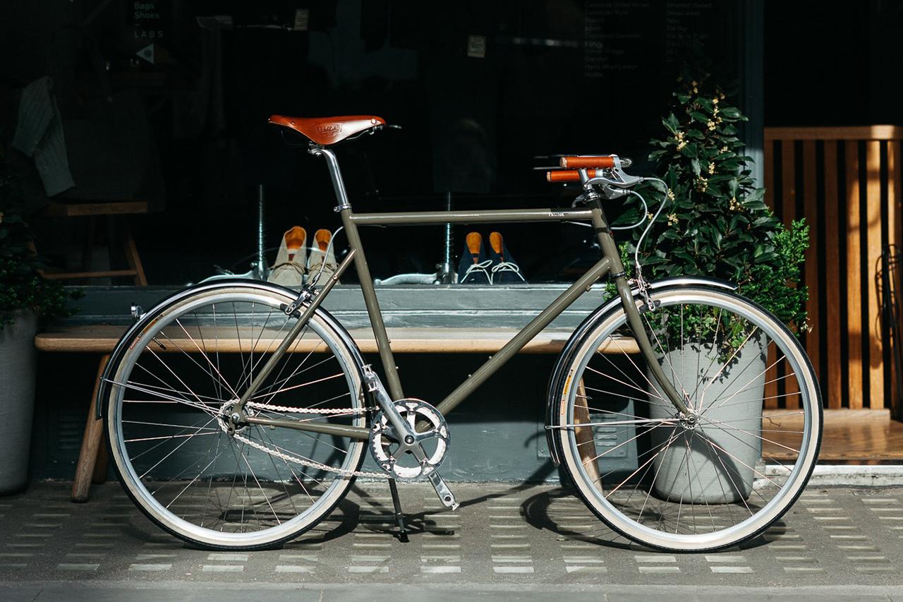 tokyobike Custom City Cycle