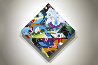 "Tomokazu Matsuyama ""Come With Me"" @ Gallery Wendi Norris"