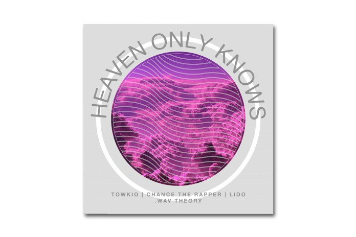 Towkio featuring Chance The Rapper & Eryn Allen Kane - Heaven Only Knows (Produced by Lido)
