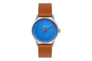 TSOVET JPT-C036 Matte Blue Watch
