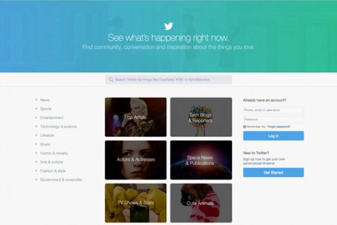 Twitter.com Gets a Major Refresh