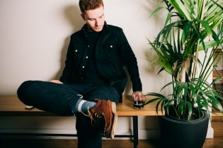 Up There Launches In-House Menswear Label: Premier Clothing