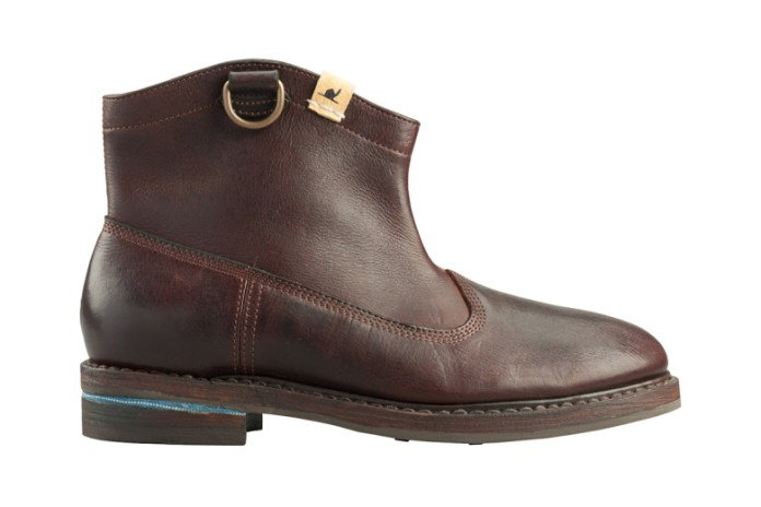 visvim 2015 Spring/Summer D-RING BOOTS MID-FOLK *F.I.L. EXCLUSIVE