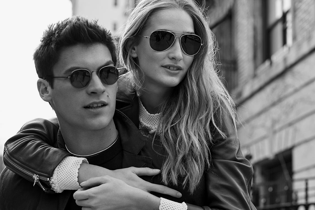 """Warby Parker """"Luminary"""" Collection, Made of Japanese Titanium"""