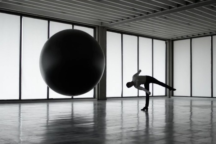 "Watch ""MOVEment,"" a Performing Art Piece Directed by Daniel Arsham and Styled by Calvin Klein"