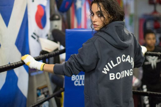 Win an American Giant x Freddie Roach Wild Card Boxing Friends & Family Hoodie