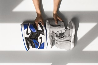 Win a Pack Featuring the Yeezy 750 Boost and fragment design x Air Jordan 1 With A.P.B and HYPEBEAST