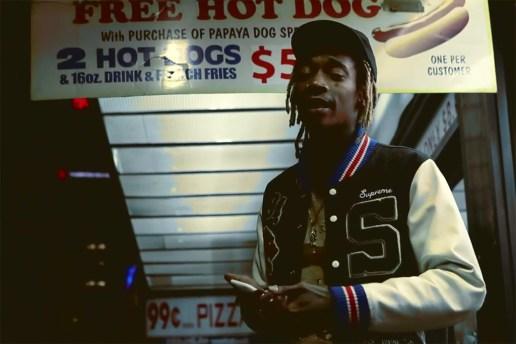 "Wiz Khalifa ""Good For Us"" Music Video"