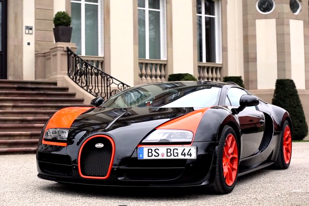 XCAR Profiles the Bugatti Veyron Grand Vitesse