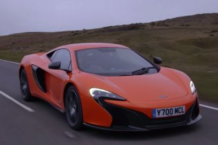 XCAR Takes the McLaren 650S for a Spin