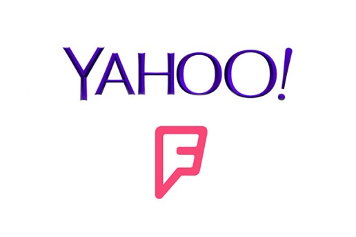 Yahoo! May Be in Talks to Buy Foursquare for $900 Million USD