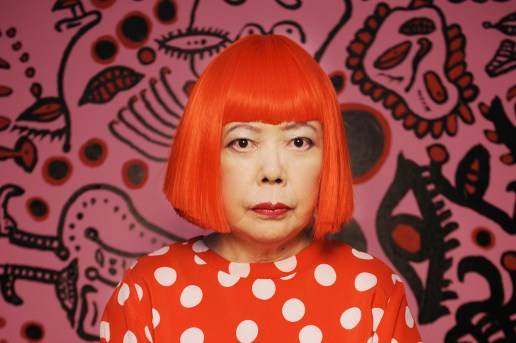 Yayoi Kusama Named the World's Most Popular Artist
