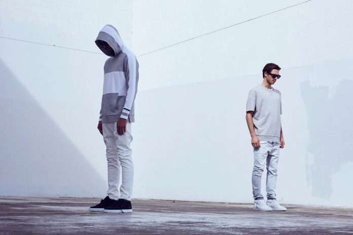 "ZANEROBE 2015 Spring/Summer ""Movement"" Collection"