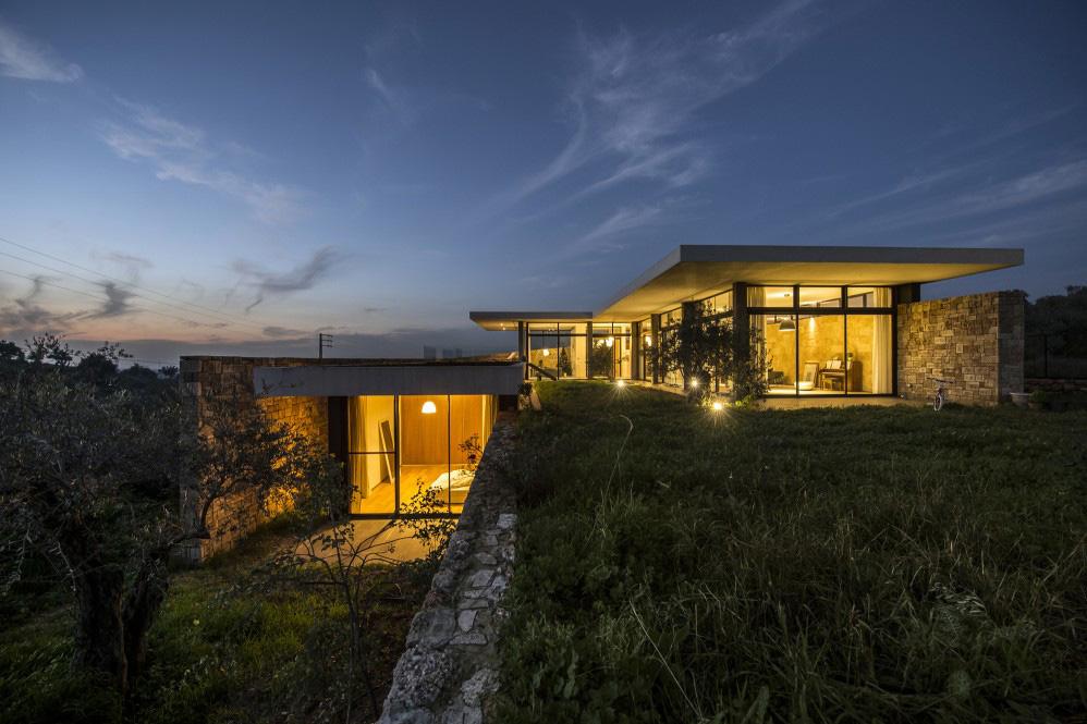 Zgharta House by platau