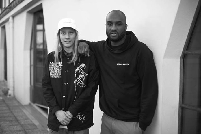 10 Things We Learned About Virgil Abloh and Guillaulme Berg's Paris, IL Project