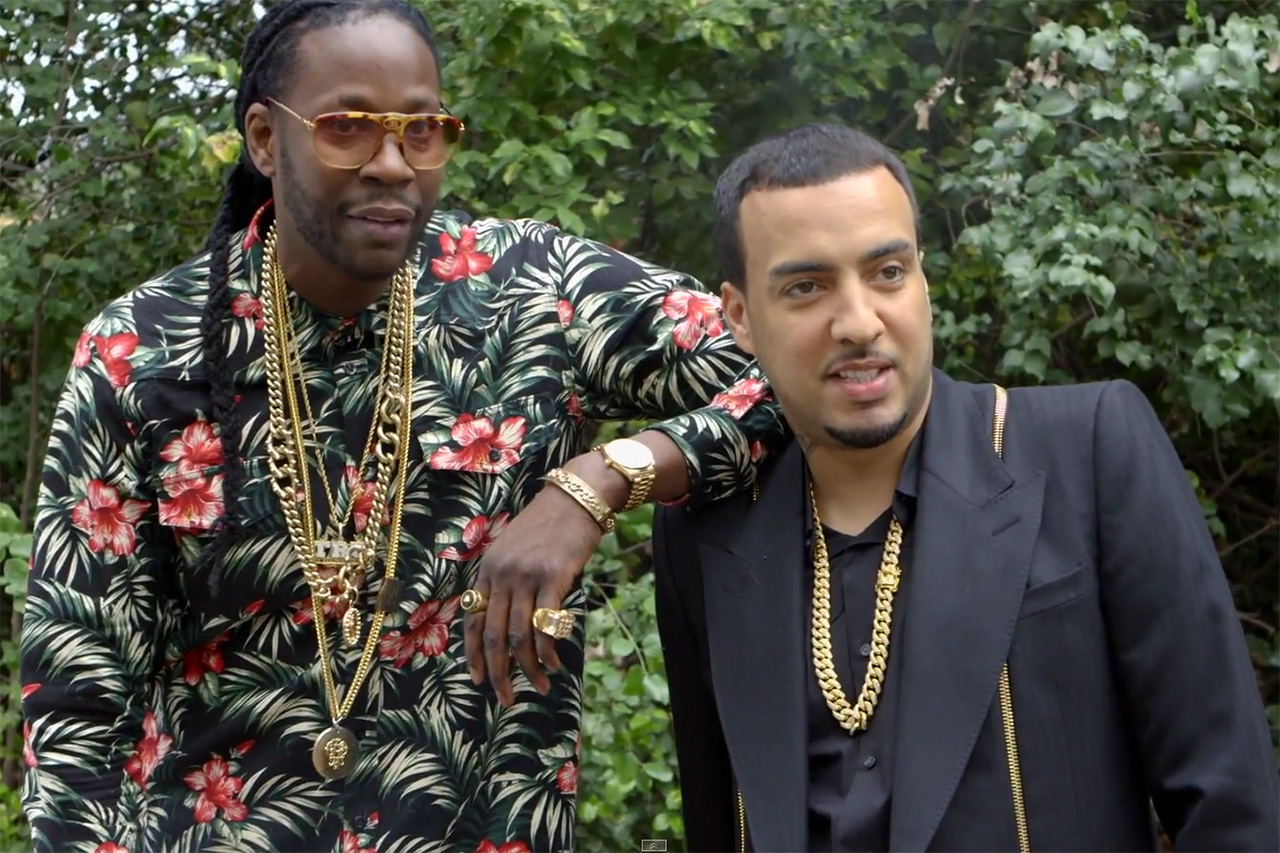2 Chainz & French Montana Take Their 'Most Expensivest' Trip to the Zoo for 'GQ'