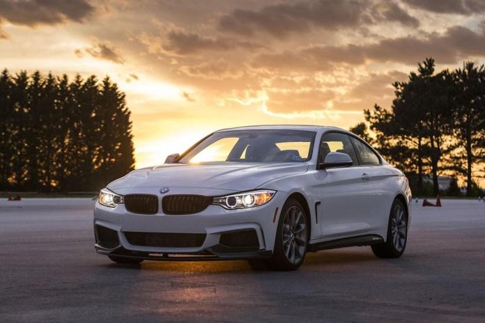 2016 BMW 435i ZHP Coupe