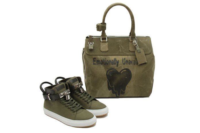 """Emotionally Unavailable x BUSCEMI x readymade x UNITED ARROWS & SONS 2015 Summer """"Military"""" Collection"""