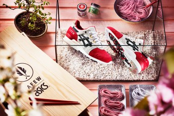 """A Closer Look at the Afew x ASICS GEL-Lyte III """"Koi"""""""