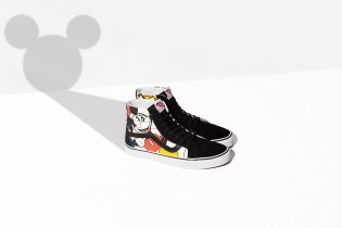 A Closer Look at the Disney x Vans Sneaker Collection