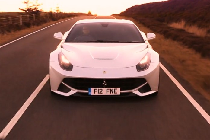 A Closer Look at the Ferrari F12 Berlinetta