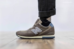 A Closer Look at the INVINCIBLE for New Balance MRL996