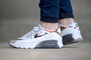 A Closer Look at the Liberty x Nike Air Max 90
