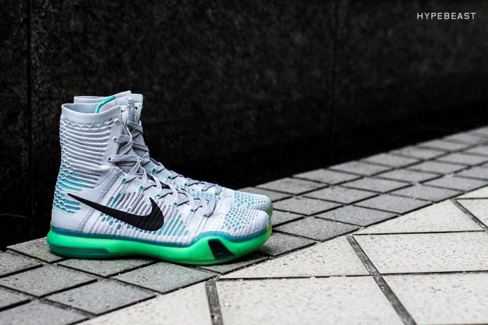 "A Closer Look at the Nike Kobe X Elite ""Elevate"""