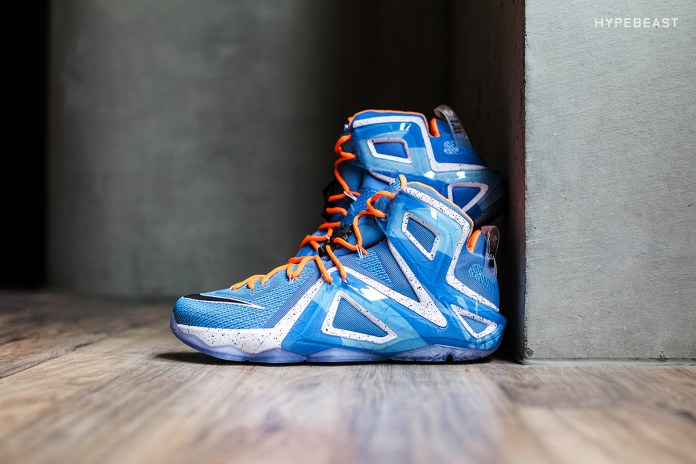 "A Closer Look at the Nike LeBron 12 Elite ""Elevate"""