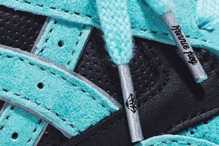 A First Look at KITH x Diamond Supply Co. Footwear Collaboration