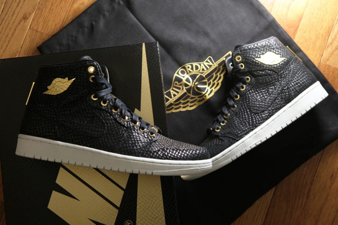 "A First Look at the Air Jordan 1 ""Pinnacle"""
