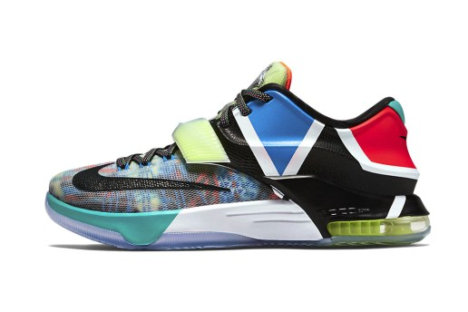"A First Look at the Nike KD 7 ""What The"""