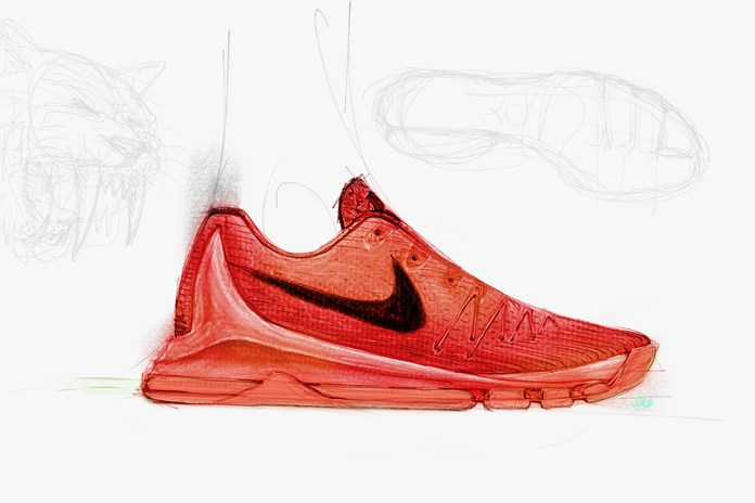 A First Look at the Nike KD 8