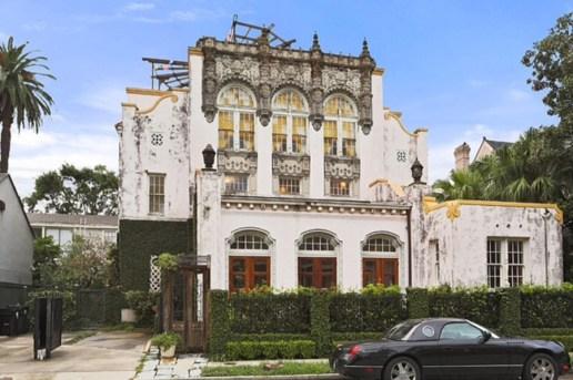 A Look Inside Beyoncé & JAY Z's $2.6 Million USD New Orleans Mansion