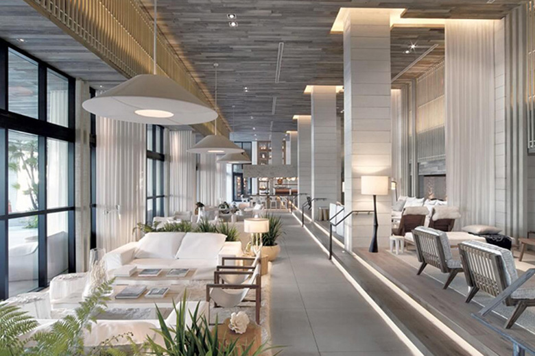 A Look Inside The New 1 Hotel In Miami Hypebeast